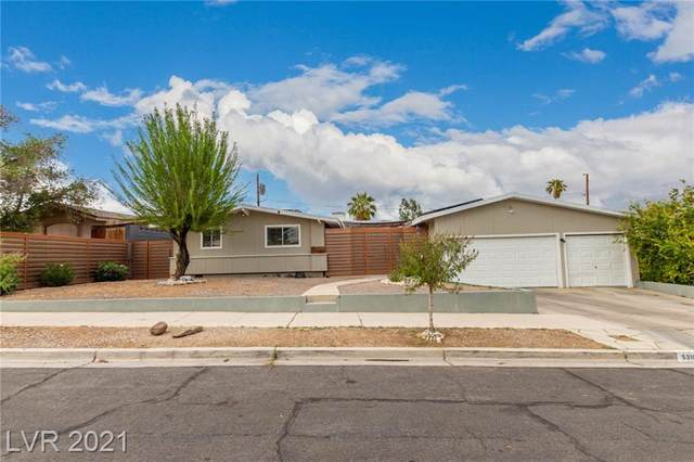 5310 Evergreen Avenue, Las Vegas, NV 89107 (MLS #2326473) :: Signature Real Estate Group