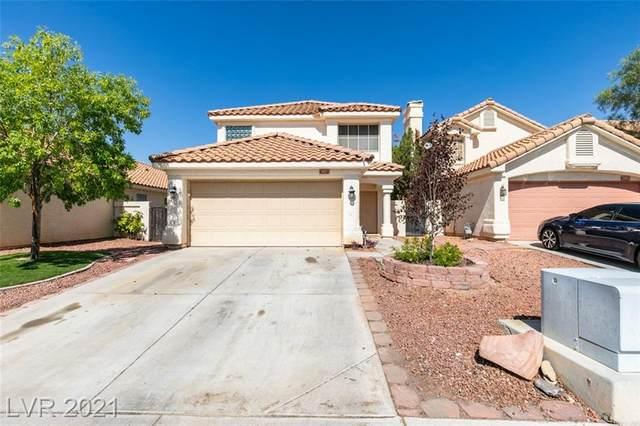 1413 Silk Tassel Drive, Las Vegas, NV 89117 (MLS #2326474) :: Vestuto Realty Group