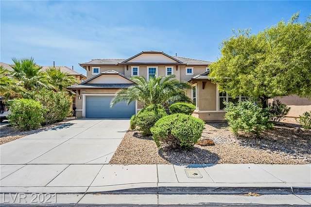 2629 Cattrack Avenue, North Las Vegas, NV 89081 (MLS #2326490) :: The Chris Binney Group | eXp Realty