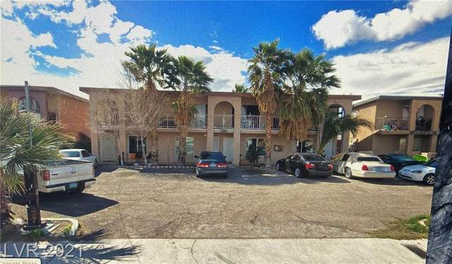1809 Ringe Lane, Las Vegas, NV 89156 (MLS #2326493) :: Keller Williams Realty