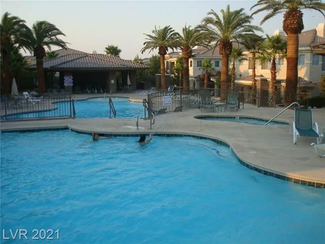 9050 W Warm Springs Road #2087, Las Vegas, NV 89148 (MLS #2326540) :: Keller Williams Realty
