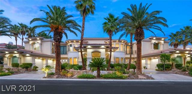 5114 Spanish Hills Drive, Las Vegas, NV 89148 (MLS #2326541) :: Vestuto Realty Group