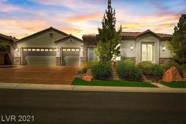 2055 Cotton Valley Street, Henderson, NV 89052 (MLS #2326604) :: Custom Fit Real Estate Group