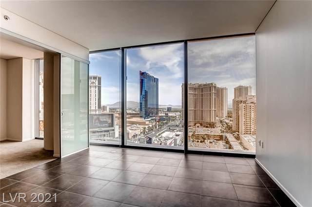 3722 Las Vegas Boulevard #1204, Las Vegas, NV 89158 (MLS #2326642) :: Galindo Group Real Estate
