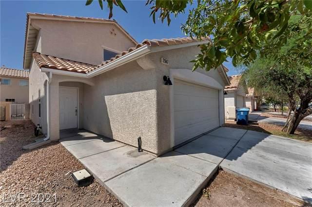 2047 Peacemaker Road, Las Vegas, NV 89183 (MLS #2326670) :: Lindstrom Radcliffe Group