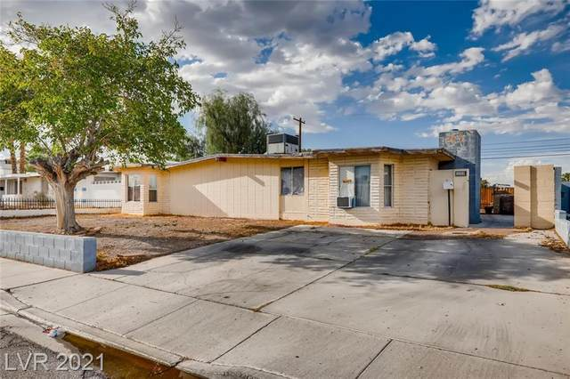 2004 Palma Vista Avenue, Las Vegas, NV 89169 (MLS #2326691) :: Hebert Group   eXp Realty