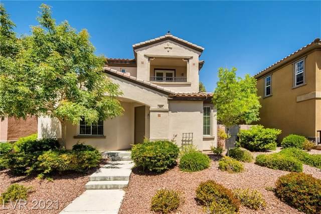 2276 Aragon Canyon Street, Las Vegas, NV 89135 (MLS #2326741) :: Lindstrom Radcliffe Group