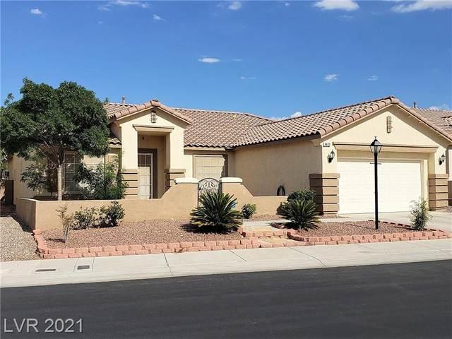 4420 Peaceful Morning Lane, Las Vegas, NV 89129 (MLS #2326777) :: Signature Real Estate Group