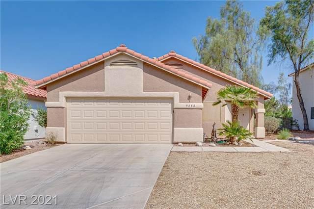 9488 Santa Fe Rose Street, Las Vegas, NV 89123 (MLS #2326803) :: The Melvin Team