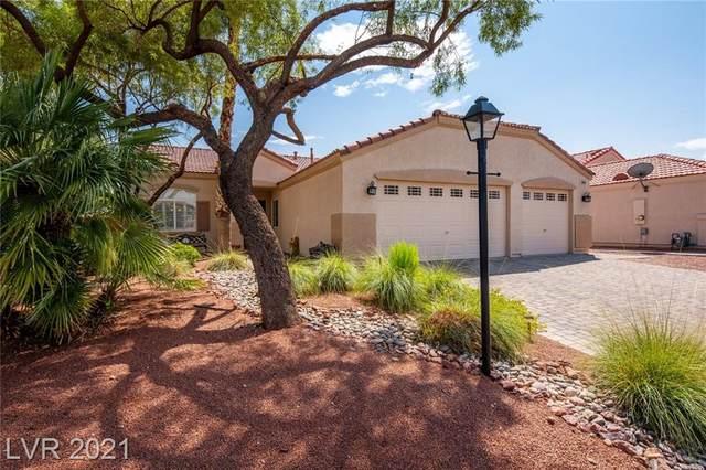8032 Villa Fiesta Street, Las Vegas, NV 89131 (MLS #2326853) :: Keller Williams Realty
