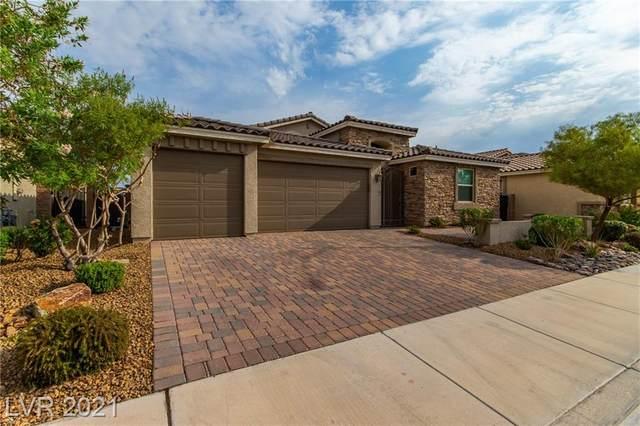 1080 Aubrey Springs Avenue, Henderson, NV 89014 (MLS #2326900) :: Custom Fit Real Estate Group