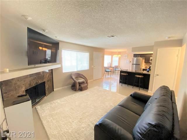 916 Rockview Drive #201, Las Vegas, NV 89128 (MLS #2326911) :: Keller Williams Realty