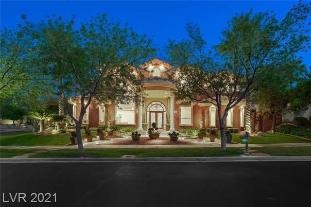 1432 Iron Hills Lane, Las Vegas, NV 89134 (MLS #2326918) :: Keller Williams Realty