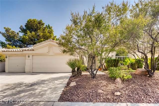 7889 Aspect Way, Las Vegas, NV 89149 (MLS #2326935) :: Signature Real Estate Group