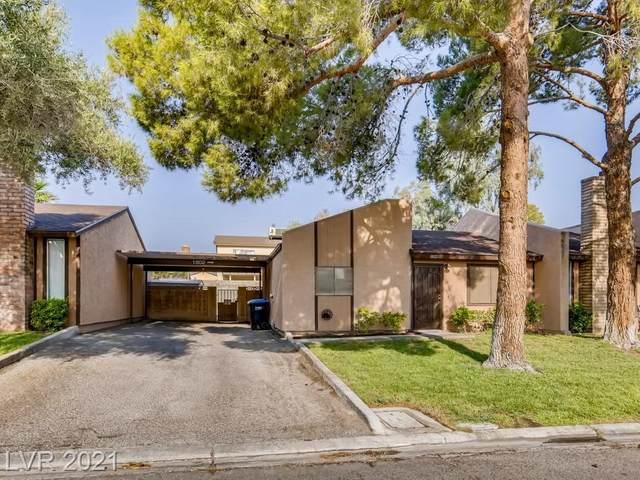 1802 Marathon Drive, Las Vegas, NV 89108 (MLS #2326982) :: Lindstrom Radcliffe Group