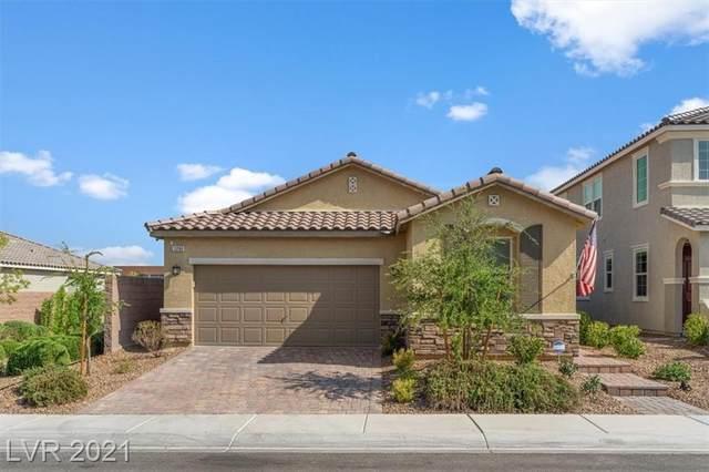 3208 Brescia Bank Avenue, Henderson, NV 89044 (MLS #2327015) :: Custom Fit Real Estate Group