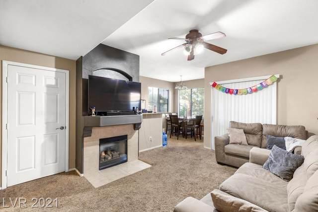 9050 W Warm Springs Road #2157, Las Vegas, NV 89148 (MLS #2327017) :: Keller Williams Realty