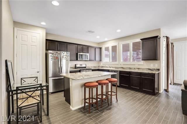 7637 Sweet Mist Avenue, Las Vegas, NV 89178 (MLS #2327020) :: Hebert Group | eXp Realty