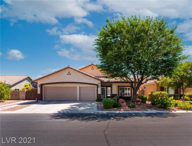9076 Campanella Street, Las Vegas, NV 89123 (MLS #2327043) :: Lindstrom Radcliffe Group