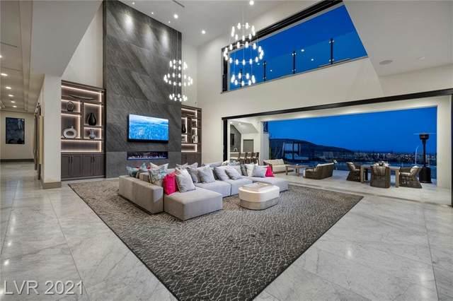 16 Oakmont Hills Lane, Las Vegas, NV 89141 (MLS #2327050) :: Vestuto Realty Group