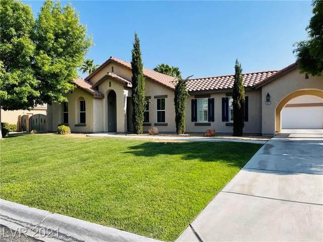 7241 Brook Crest Avenue, Las Vegas, NV 89131 (MLS #2327064) :: Lindstrom Radcliffe Group