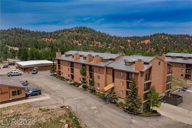 464 N Hwy 143 #203, Brian Head, UT 84719 (MLS #2327066) :: Signature Real Estate Group