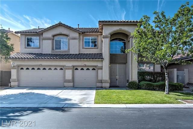 321 Powerbilt Avenue, Las Vegas, NV 89148 (MLS #2327136) :: Vestuto Realty Group