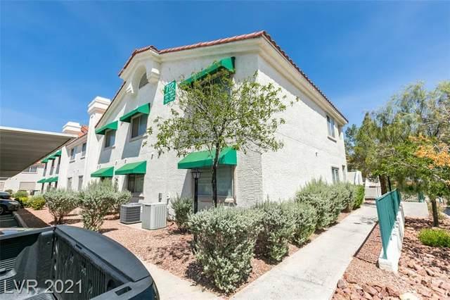 712 Wheat Ridge Lane #104, Las Vegas, NV 89145 (MLS #2327144) :: Jeffrey Sabel
