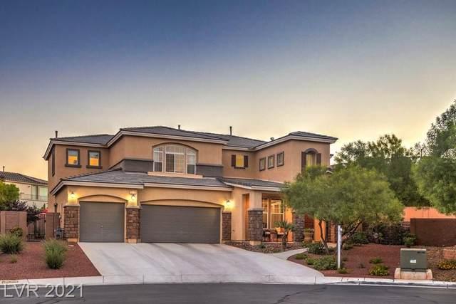 529 Via Zaracoza Court, Las Vegas, NV 89123 (MLS #2327152) :: Jeffrey Sabel