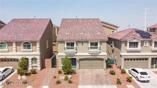5280 Kennedy Hill Avenue, Las Vegas, NV 89139 (MLS #2327156) :: Alexander-Branson Team | Realty One Group