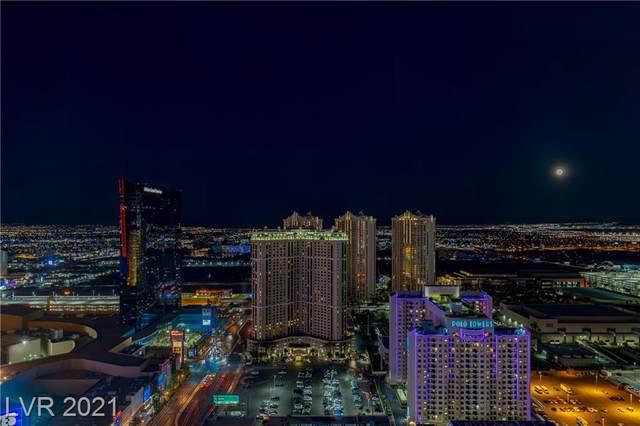 3722 Las Vegas Boulevard #3402, Las Vegas, NV 89158 (MLS #2327186) :: Lindstrom Radcliffe Group