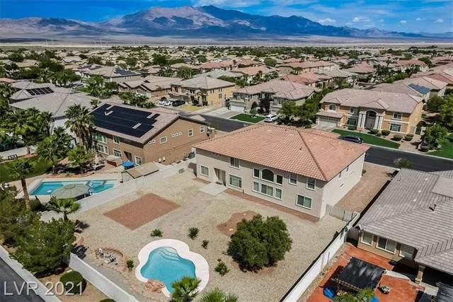 9411 Leadbrick Street, Las Vegas, NV 89143 (MLS #2327190) :: Keller Williams Realty