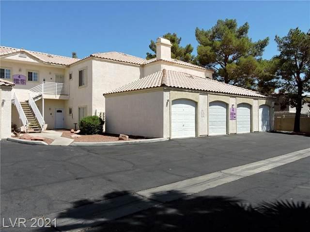 1900 N Torrey Pines Drive #121, Las Vegas, NV 89108 (MLS #2327236) :: Signature Real Estate Group