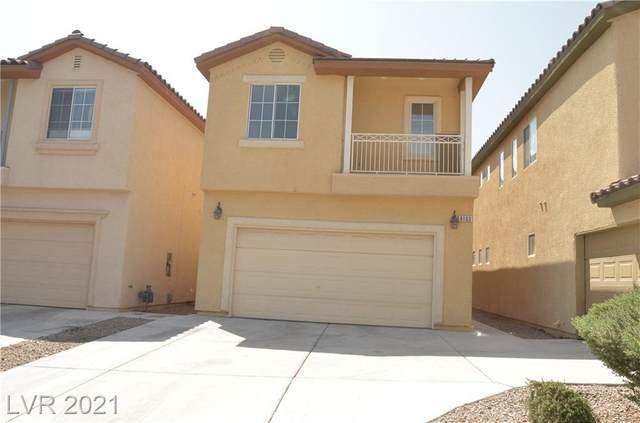 8163 Herring Avenue, Las Vegas, NV 89147 (MLS #2327252) :: The Perna Group