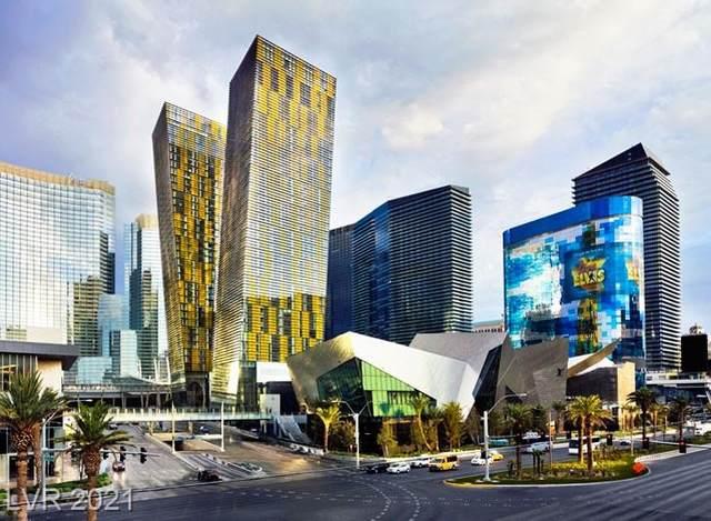 3726 Las Vegas Boulevard #3007, Las Vegas, NV 89158 (MLS #2327280) :: Coldwell Banker Premier Realty