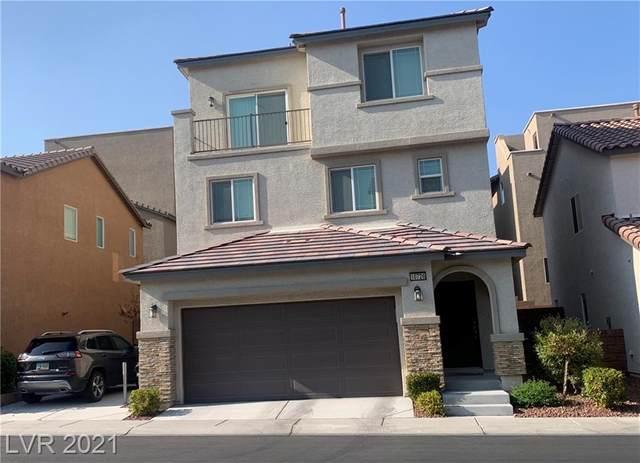 10726 Red Badge Avenue, Las Vegas, NV 89166 (MLS #2327288) :: Lindstrom Radcliffe Group