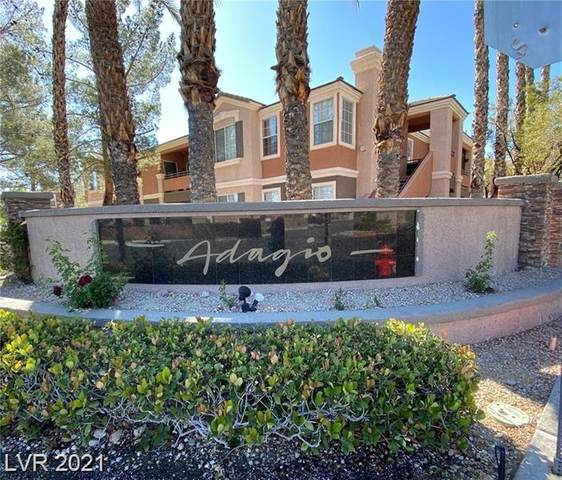 1404 Seward Street #203, Las Vegas, NV 89128 (MLS #2327324) :: The Melvin Team