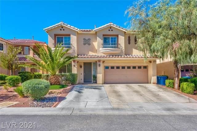 6430 W Camero Avenue, Las Vegas, NV 89139 (MLS #2327376) :: Hebert Group | eXp Realty