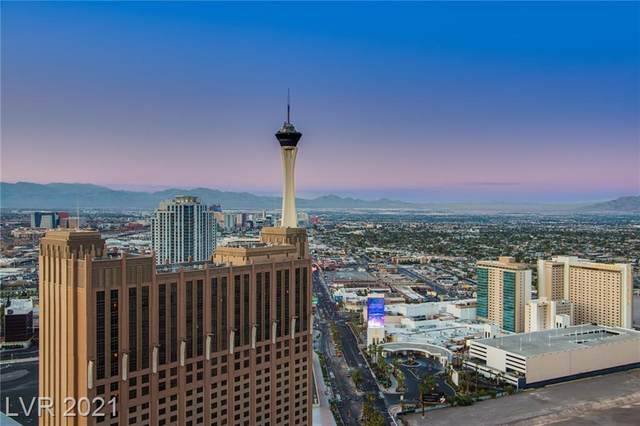 2700 Las Vegas Boulevard #3905, Las Vegas, NV 89109 (MLS #2327401) :: The TR Team