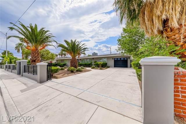 1408 S 6th Street, Las Vegas, NV 89104 (MLS #2327467) :: Hebert Group   eXp Realty