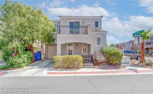 10476 Midseason Mist Street, Las Vegas, NV 89183 (MLS #2327481) :: Keller Williams Realty