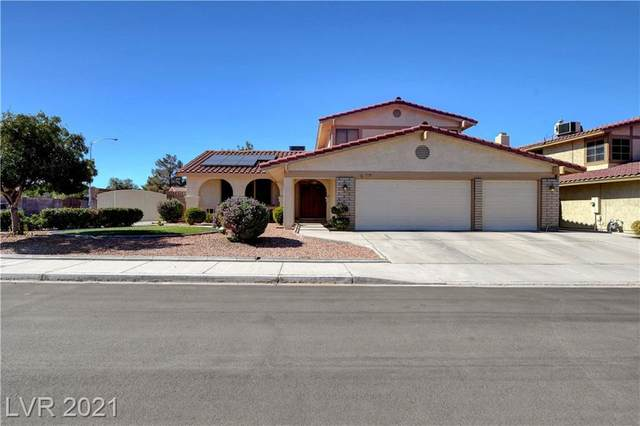 7375 Edgewater Lane, Las Vegas, NV 89123 (MLS #2327483) :: Signature Real Estate Group