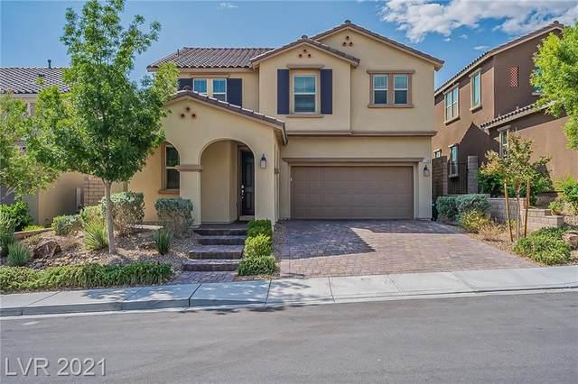 12285 Terrace Verde Avenue, Las Vegas, NV 89138 (MLS #2327488) :: Lindstrom Radcliffe Group