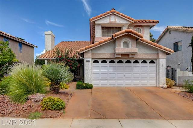 8344 Emerald Isle Avenue, Las Vegas, NV 89128 (MLS #2327494) :: Lindstrom Radcliffe Group