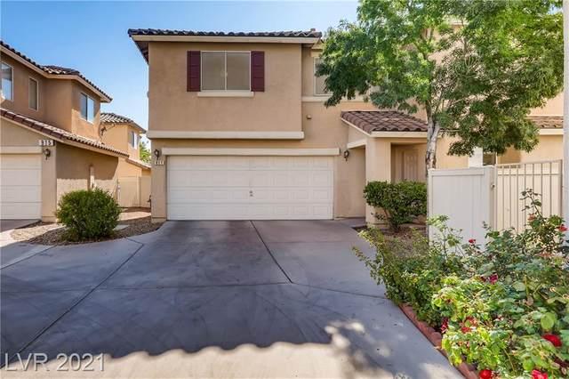 911 Valetta Flat Avenue, Las Vegas, NV 89183 (MLS #2327499) :: Keller Williams Realty