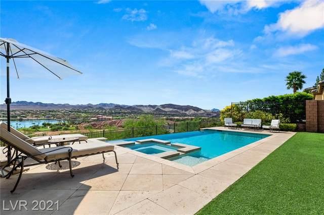 36 Moltrasio Lane, Henderson, NV 89011 (MLS #2327540) :: Galindo Group Real Estate