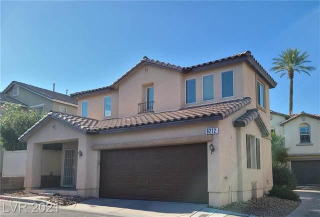 8212 Wildwood Glen Drive, Las Vegas, NV 89131 (MLS #2327543) :: The Chris Binney Group | eXp Realty