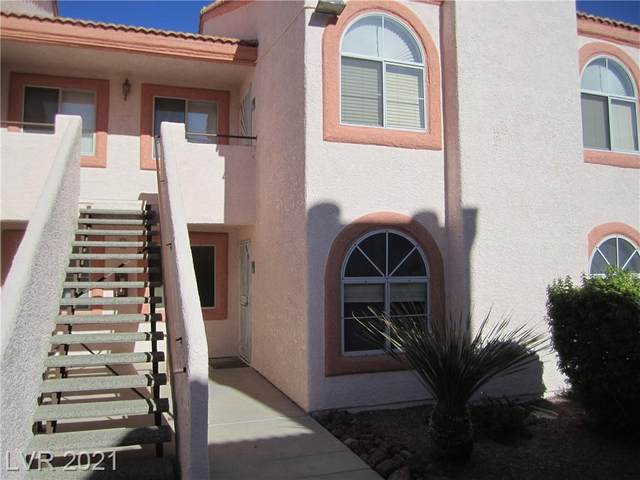 7570 W Flamingo Road #112, Las Vegas, NV 89147 (MLS #2327621) :: The Perna Group
