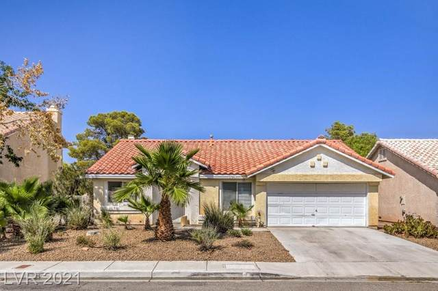 1780 Desert Ridge Avenue, North Las Vegas, NV 89031 (MLS #2327625) :: Lindstrom Radcliffe Group