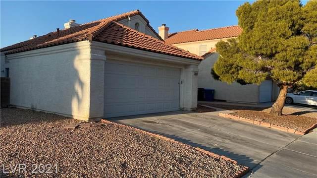 6656 Coral Springs Circle, Las Vegas, NV 89108 (MLS #2327651) :: Lindstrom Radcliffe Group